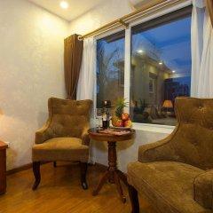 Отель Hanoi Diamond King Ханой комната для гостей фото 4