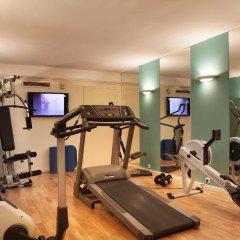 Отель Garden Elysee Париж фитнесс-зал