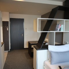 Отель JOYN Munich Olympic Мюнхен комната для гостей фото 5