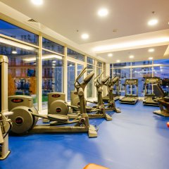 Апарт-отель Имеретинский Заповедный квартал фитнесс-зал фото 3