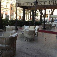 Отель Zanhotel Tre Vecchi Болонья
