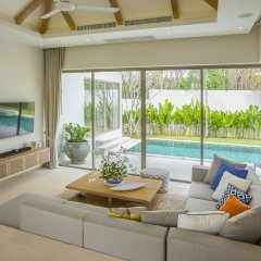 Отель Villa777 Private Pool Villa Phuket комната для гостей фото 2
