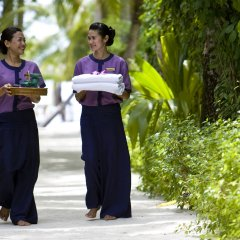 Отель Banyan Tree Vabbinfaru Мальдивы, Остров Гасфинолу - отзывы, цены и фото номеров - забронировать отель Banyan Tree Vabbinfaru онлайн помещение для мероприятий