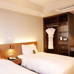 Отель Double A Южная Корея, Сеул - отзывы, цены и фото номеров - забронировать отель Double A онлайн комната для гостей фото 5