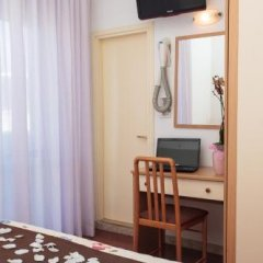 Отель Du Lac Италия, Римини - отзывы, цены и фото номеров - забронировать отель Du Lac онлайн удобства в номере фото 2
