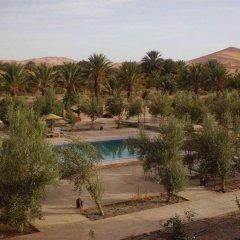 Отель Haven La Chance Desert Hotel Марокко, Мерзуга - отзывы, цены и фото номеров - забронировать отель Haven La Chance Desert Hotel онлайн бассейн