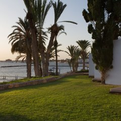 Almyra Hotel пляж