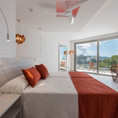 Hotel Abrat комната для гостей