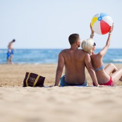 Отель Trendy Aspendos Beach - All Inclusive Сиде пляж