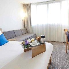 Отель Novotel Manchester West Великобритания, Манчестер - отзывы, цены и фото номеров - забронировать отель Novotel Manchester West онлайн комната для гостей
