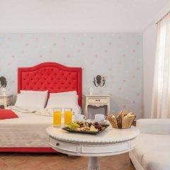 Отель Mediterranean White Остров Санторини в номере