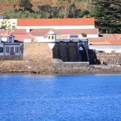 Отель Monte da Guia Alojamento Local Орта приотельная территория