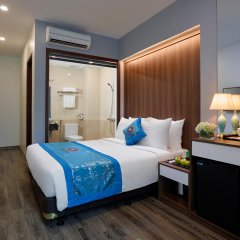 Grand Dragon Hotel Hanoi комната для гостей