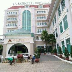 Отель La Sapinette Hotel Вьетнам, Далат - отзывы, цены и фото номеров - забронировать отель La Sapinette Hotel онлайн городской автобус