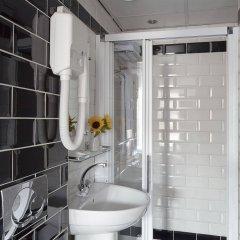Отель DAmsterdam Leidsesquare Нидерланды, Амстердам - отзывы, цены и фото номеров - забронировать отель DAmsterdam Leidsesquare онлайн ванная