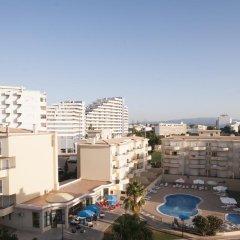 Отель Plaza Real Atlantichotels балкон