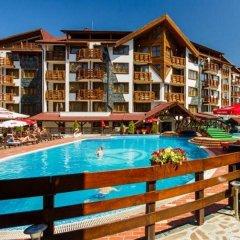 Отель Belvedere Holiday Club Болгария, Банско - отзывы, цены и фото номеров - забронировать отель Belvedere Holiday Club онлайн с домашними животными