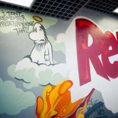 Ред Старз Отель интерьер отеля фото 2