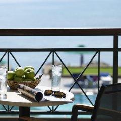 Отель Mitsis Lindos Memories Resort & Spa Греция, Родос - отзывы, цены и фото номеров - забронировать отель Mitsis Lindos Memories Resort & Spa онлайн балкон