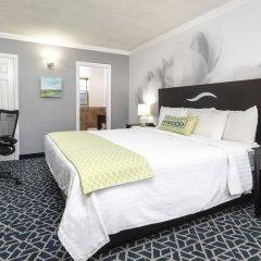 Отель Comfort Inn Near the Sunset Strip США, Лос-Анджелес - отзывы, цены и фото номеров - забронировать отель Comfort Inn Near the Sunset Strip онлайн комната для гостей фото 5