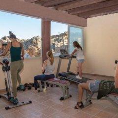 Отель Kalypso Cretan Village Resort & Spa фитнесс-зал фото 3