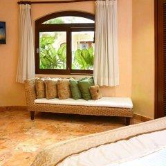 Villas Sacbe Condo Hotel and Beach Club Плая-дель-Кармен комната для гостей фото 2
