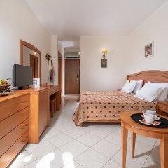 Отель Porfi Beach Hotel Греция, Ситония - 1 отзыв об отеле, цены и фото номеров - забронировать отель Porfi Beach Hotel онлайн комната для гостей фото 3