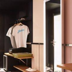 Отель Mama Shelter Belgrade Сербия, Белград - отзывы, цены и фото номеров - забронировать отель Mama Shelter Belgrade онлайн сейф в номере