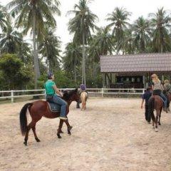 Отель Banraya Resort and Spa спортивное сооружение