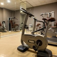 Отель Ilunion Valencia 3 Валенсия фитнесс-зал фото 2