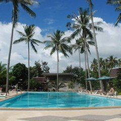 Отель Lanta Klong Nin Beach Resort Ланта бассейн