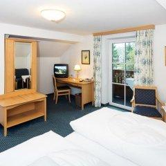 Отель Pension Schiessling Аниф удобства в номере