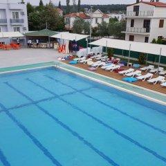 Geyikli Aqua Otel Турция, Тевфикие - отзывы, цены и фото номеров - забронировать отель Geyikli Aqua Otel онлайн бассейн фото 2