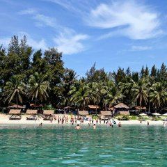 Отель TTC Resort Premium Doc Let пляж