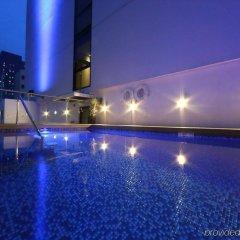 Отель Holiday Inn Express Panama бассейн фото 2