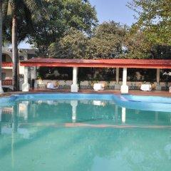 Отель Mision Ciudad Valles Мексика, Сьюдад-Вальес - отзывы, цены и фото номеров - забронировать отель Mision Ciudad Valles онлайн бассейн фото 2