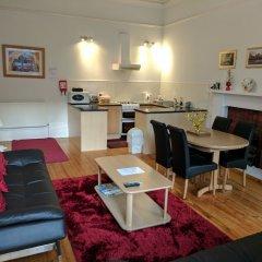 Отель Kelvin Apartments Великобритания, Глазго - отзывы, цены и фото номеров - забронировать отель Kelvin Apartments онлайн комната для гостей фото 2