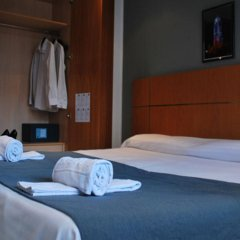 Отель Suites Marina - Abapart Испания, Барселона - отзывы, цены и фото номеров - забронировать отель Suites Marina - Abapart онлайн комната для гостей фото 2