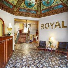 Отель Royal Hotel Швеция, Гётеборг - 1 отзыв об отеле, цены и фото номеров - забронировать отель Royal Hotel онлайн интерьер отеля фото 2
