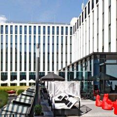Leonardo Royal Hotel Munich Мюнхен балкон