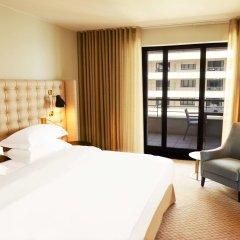 Отель Hyatt Regency Nice Palais De La Mediterranee Ницца комната для гостей