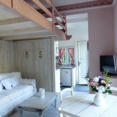 Отель Villa Maryluna Франция, Ницца - отзывы, цены и фото номеров - забронировать отель Villa Maryluna онлайн комната для гостей фото 4