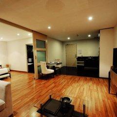 Отель Bless Residence Бангкок комната для гостей фото 5