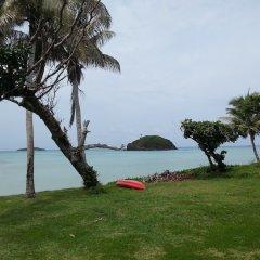 Отель Yasawa Homestays Фиджи, Матаялеву - отзывы, цены и фото номеров - забронировать отель Yasawa Homestays онлайн приотельная территория фото 2