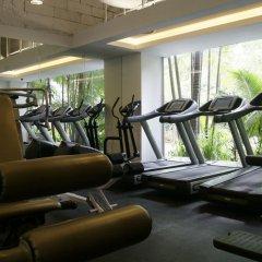 Отель Amara Singapore фитнесс-зал фото 3