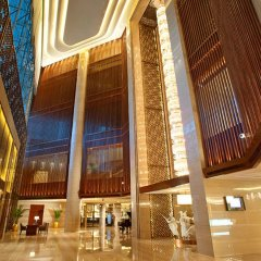 Отель Crowne Plaza Xian спа