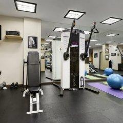 Отель Belleclaire США, Нью-Йорк - 8 отзывов об отеле, цены и фото номеров - забронировать отель Belleclaire онлайн фитнесс-зал фото 3