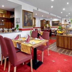 Отель TIPTOP Hotel Burgschmiet Garni Германия, Нюрнберг - отзывы, цены и фото номеров - забронировать отель TIPTOP Hotel Burgschmiet Garni онлайн питание фото 2