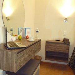 Отель Expo Abastos Гвадалахара удобства в номере