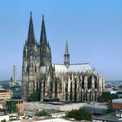 Отель Flat de Cologne Кёльн фото 5